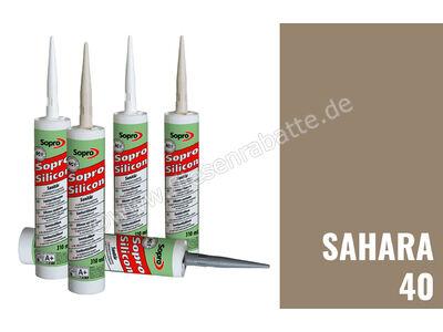 Sopro Bauchemie Silicon SanitärSilicon 064-71 | Bild 1