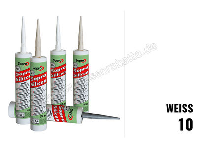 Sopro Bauchemie Silicon SanitärSilicon 050-71 | Bild 1