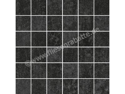 Villeroy & Boch Daytona dark grey 5x5 cm 2706 BP90 8 | Bild 1