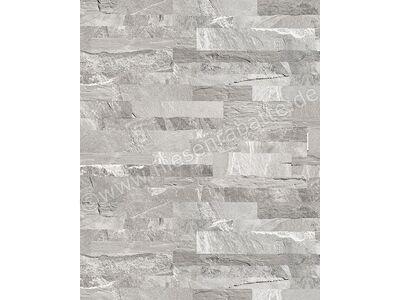 ceramicvision Brickup grey 16x40 cm CVBKP114 | Bild 2