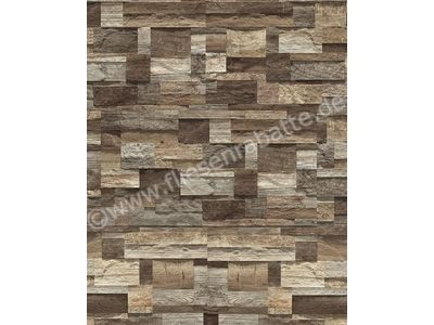 ceramicvision Brickup street dark wood 25x49 cm CVBKP325 | Bild 2