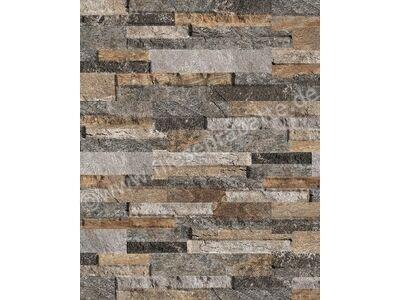 ceramicvision Brickup quarzite mix 16x40 cm CVBKP014 | Bild 2