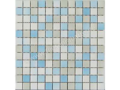 Jasba Lavita wolkenblau 2x2 cm 3604H | Bild 1