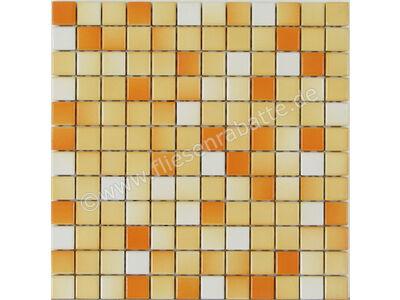 Jasba Lavita sonnenorange 2x2 cm 3605H | Bild 1