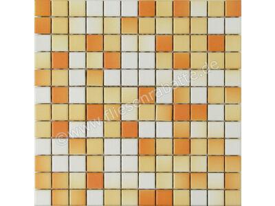 Jasba Lavita sonnenorange 2x2 cm 3625H | Bild 1