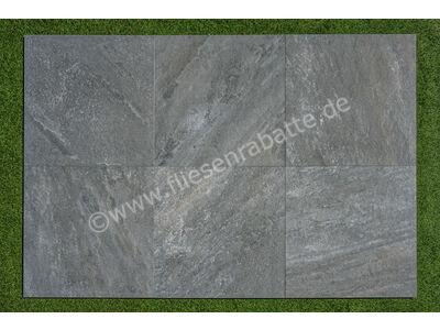 ceramicvision Gaja Outdoor dark 60x60 cm Gaja TPD6060   Bild 8
