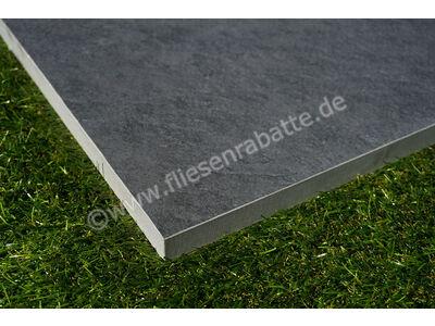 ceramicvision Interior Stone Outdoor nero 60x60 cm IntStone TPN6060   Bild 6