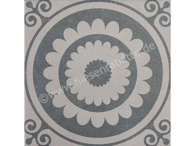 Klingenberg Antique bourgogne schwarz 20x20 cm KB50223 | Bild 1