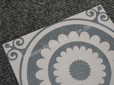 Klingenberg Antique bourgogne schwarz 20x20 cm KB50223 | Bild 4