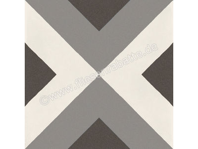 Marazzi D_Segni chalk midnight shadow smoke 20x20 cm M0UK
