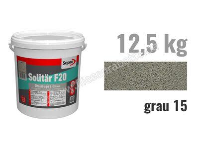 Sopro Bauchemie Solitär F20 Pflasterfugenmörtel 1033-12 | Bild 1