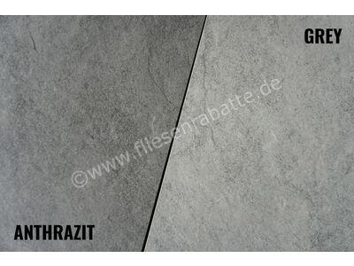 Enmon Sierra Outdoor grey 60x60 cm Sierra TP G6060   Bild 4