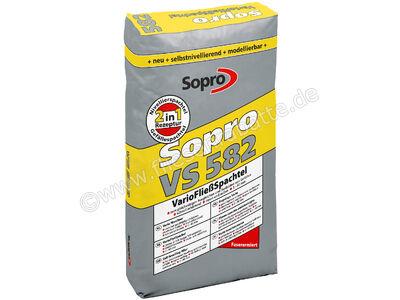 Sopro Bauchemie VarioFließSpachtel VS 582 Fließspachtelmasse 582-21   Bild 1
