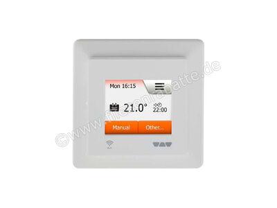 Schlüter DITRA-HEAT-E-R-WIFI Temperaturregler WiFi DHERT5/BW   Bild 1