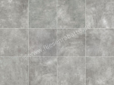 ceramicvision Metropolis Outdoor grigio 60x60 cm CVMTG602RP | Bild 7