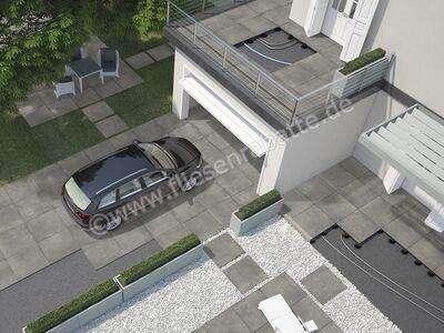 ceramicvision Block mud 90x90 cm CV0180133   Bild 2
