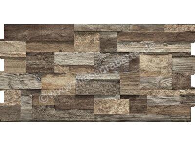 ceramicvision Brickup street dark wood 25x49 cm CVBKP325 | Bild 1