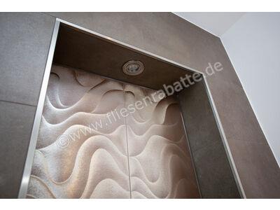 Villeroy & Boch Memoire Oceane metallic 30x90 cm 1362 MG21 0 | Bild 2