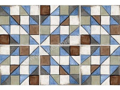 Del Conca Sorrentina furore 20x20 cm 20SN00FUA | Bild 1