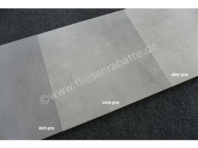 Villeroy & Boch Memphis GARDEN dark grey 80x80 cm 2980 MT60 0 | Bild 2