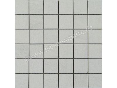 TopCollection Leo weiß - grau 5x5 cm Leo white 5x5