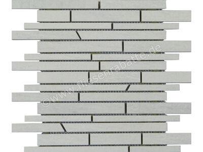 TopCollection Leo weiß - grau 29.8x34.5 cm Leo White Stick