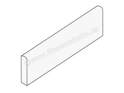 Villeroy & Boch Pure Line mittelgrau 7.5x60 cm 2687 PL61 0