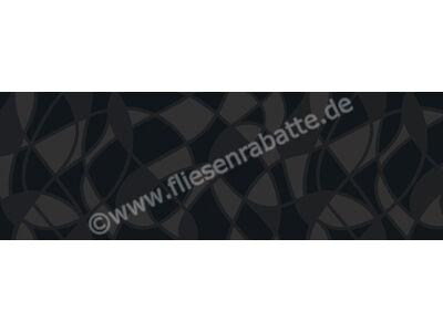 Villeroy & Boch Bianconero schwarz 30x90 cm 1310 BW98 0