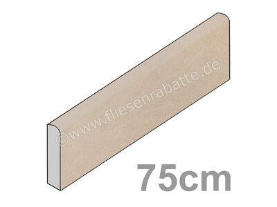 Agrob Buchtal Trias sandgelb 8x75 cm 052263