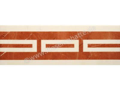 Villeroy & Boch New Tradition crema rosso 10x30 cm 1771 ML35 0