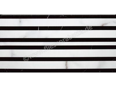 Villeroy & Boch New Tradition bianco nero 15x30 cm 1772 ML07 0