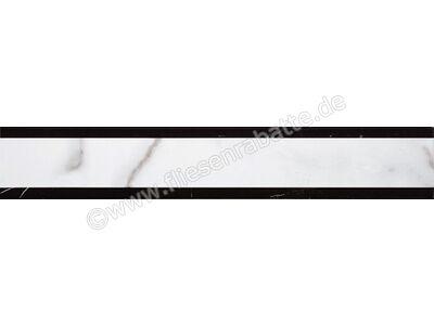 Villeroy & Boch New Tradition bianco nero 5x30 cm 1769 ML01 0