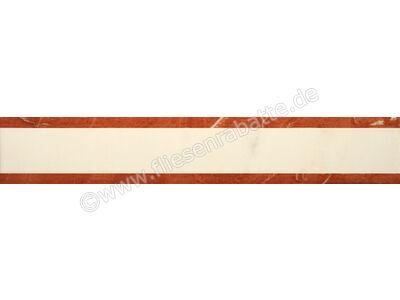 Villeroy & Boch New Tradition crema rosso 5x30 cm 1769 ML31 0