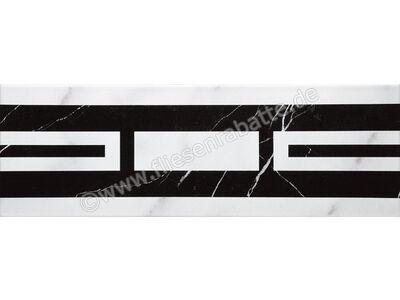 Villeroy & Boch New Tradition bianco nero 10x30 cm 1771 ML04 0   Bild 1