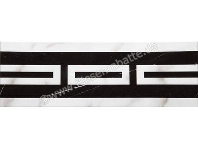 Villeroy & Boch New Tradition bianco nero 10x30 cm 1771 ML05 0