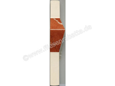 Villeroy & Boch New Tradition crema rosso 2x10 cm 1421 ML38 0