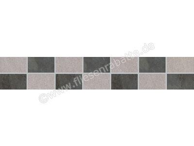 Villeroy & Boch Bernina grau anthrazit 5x30 cm 2398 RT60 0