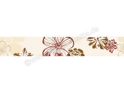 Villeroy & Boch Melrose rot beige 10x60 cm 1891 NW35 0