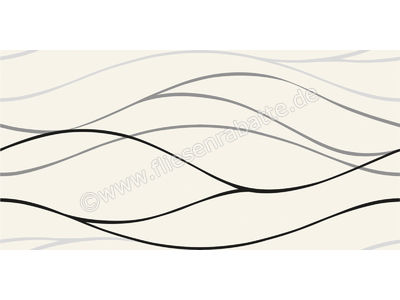 Villeroy & Boch Play It weiß 25x50 cm 1560 PI01 0
