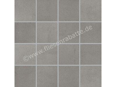 Villeroy & Boch Pure Line mittelgrau 7.5x7.5 cm 2699 PL61 5 | Bild 1