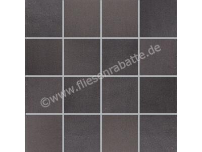 Villeroy & Boch Pure Line schwarz 7.5x7.5 cm 2699 PL91 5 | Bild 1