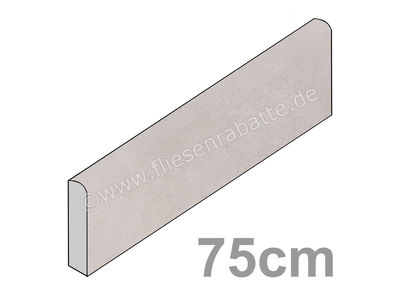TopCollection Beton soft Light 7.2x75 cm Beton L775