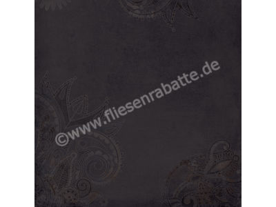 Cerdomus Chrome Kirman Charcoal (5 soggetti Mix) 60x60 cm 61310 | Bild 4