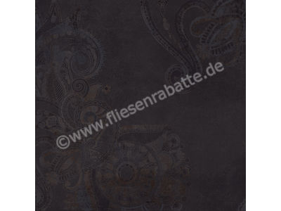 Cerdomus Chrome Kirman Charcoal (5 soggetti Mix) 60x60 cm 61310 | Bild 5