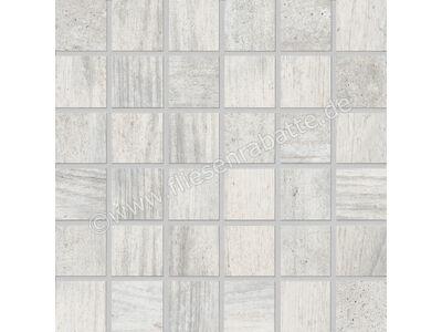 Agrob Buchtal Mandalay weiß-grau 5x5 cm 434498