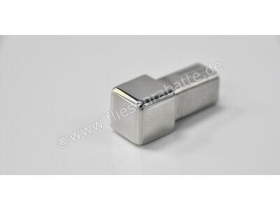 Profischiene Quadrat-E Innen- und Aussenecke ECKE-FEQ-S100