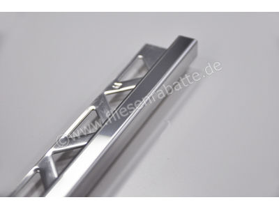 Profischiene Quadrat-E Abschlussprofil FEQ-S125 | Bild 1