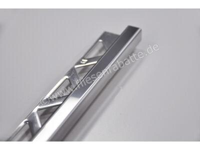 Profischiene Quadrat-E Abschlussprofil FEQ-S80   Bild 1