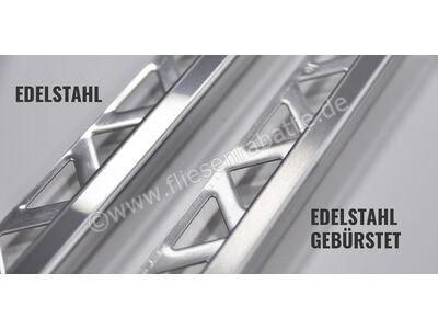 Profischiene Quadrat-EG Abschlussprofil FEQ-SG110 | Bild 4