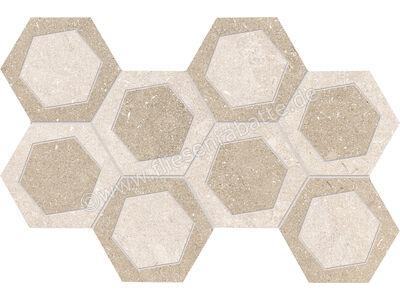 Emil Ceramica Milestone white-sand 19.6x34.2 cm R304Z0R